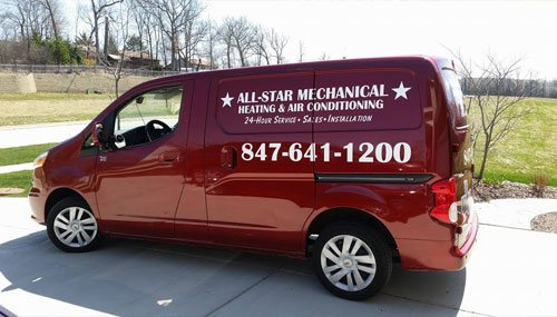 All-Star Mechanical is your local one-stop shop for all of your heating, cooling and water heating needs!